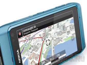 ГЛОНАСС поселиться в телефонах Nokia