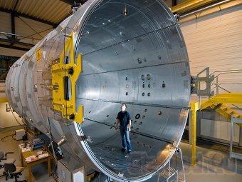 В Германии будут тестировать ионные двигатели