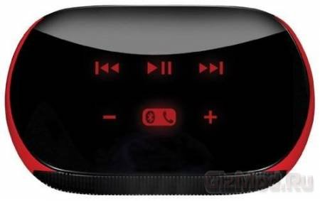 Мобильная акустика Logitech Mini Boombox