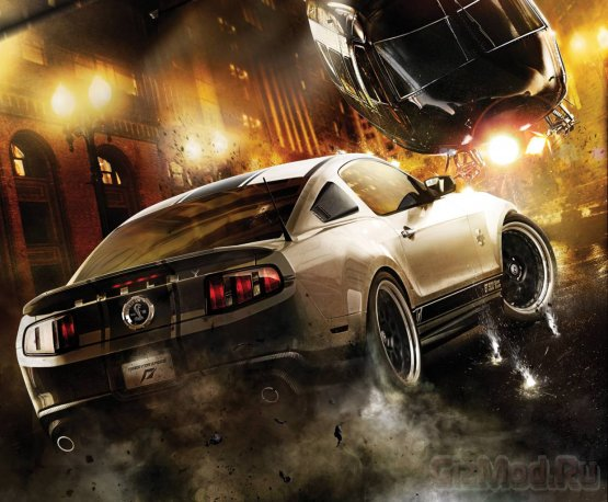 Рекламу новой Need for Speed доверили Майклу Бэю
