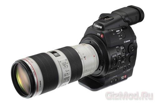 ���������������� Full HD-������ Canon EOS C300