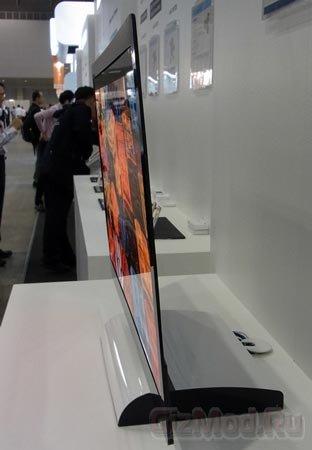 """Прототип 32"""" OLED-панели от AUO"""