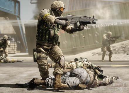 Начата разработка Battlefield 4