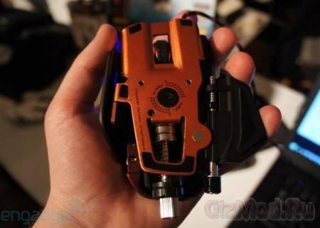 MadCatz Cyborg M.M.O.7 MMORPG-шникам на заметку