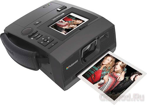 Старый новый Polaroid Z340
