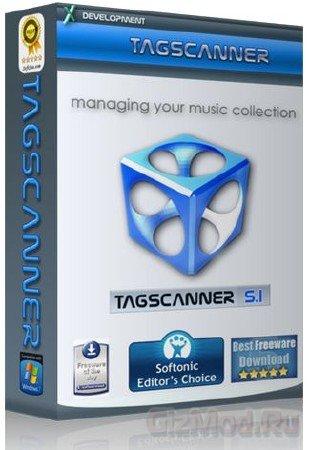 TagScanner 5.1.602 - �������� ID3 �����