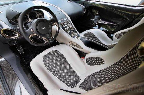 Эксклюзивчик от Aston Martin