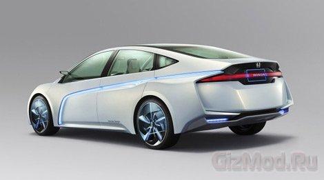 Прототип гибрида Honda Advanced Cruiser-X