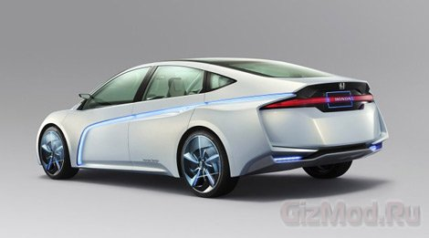 �������� ������� Honda Advanced Cruiser-X