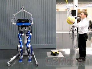 Роботов учат держаться на своих двоих