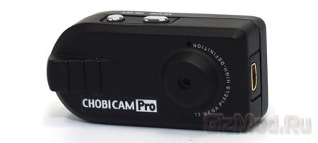 Ультракомпактная 12 Мп камера CHOBi CAM Pro