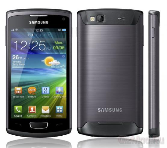 Samsung S8600 Wave 3 �� ��������� ������