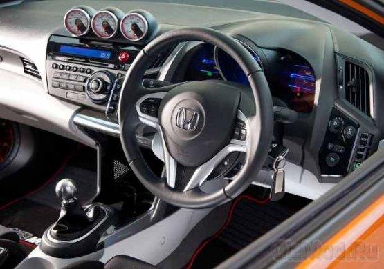 Honda CR-Z iCF Mugen идет в серию