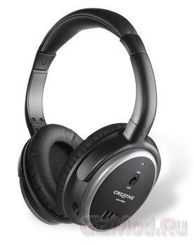 Creative HN-900 снижают окружающий шум на 85%