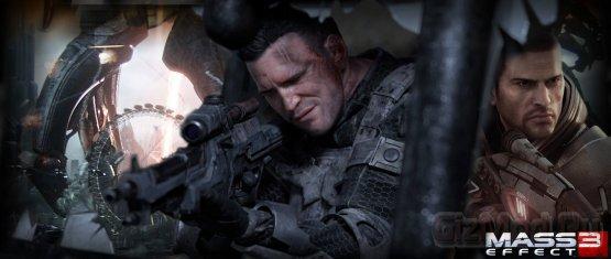 ���������� ����� ����������� � Mass Effect 3