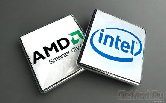 AMD ��������� ����� Intel