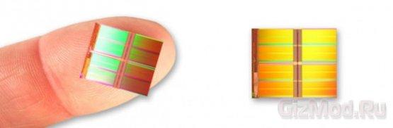 Первый NAND-кристалл емкостью 128 Гбит