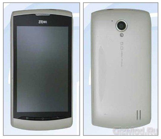 Android-тачфон ZTE V881 Blade+ за $160