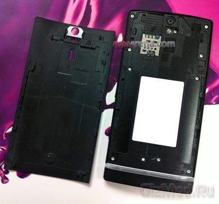 Sony Ericsson Nozomi в хорошем качестве