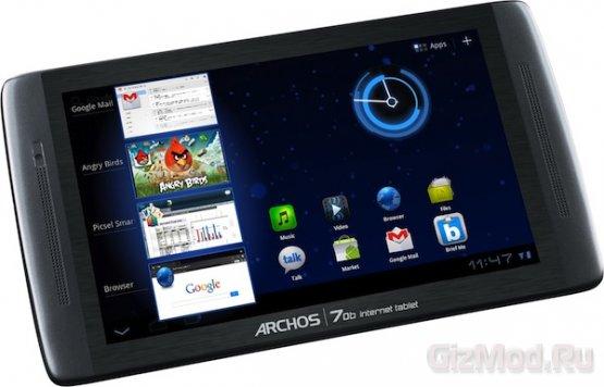 """Archos 70b – 7"""" планшет за каких то 199$"""