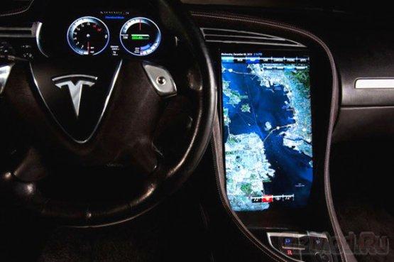 Почем нынче Tesla Model S