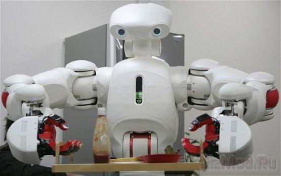 Ферма роботов в Японии