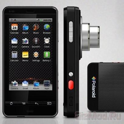 """�������"" Polaroid ��� ����������� Android"