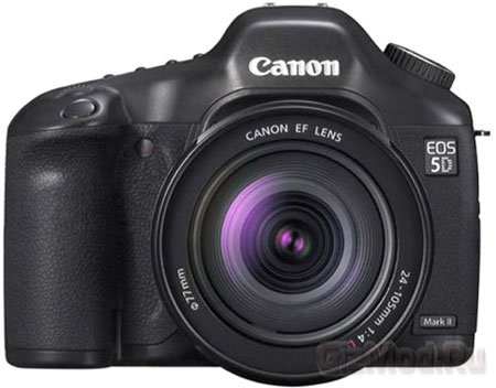 Canon EOS 5D Mark III ожидается в марте