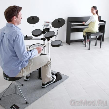 Электронные барабанные установки Roland V-Drums