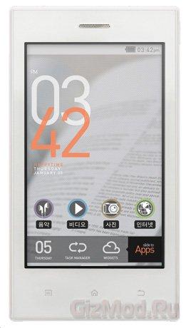 Android-медиаплеер Cowon Z2 Plenue