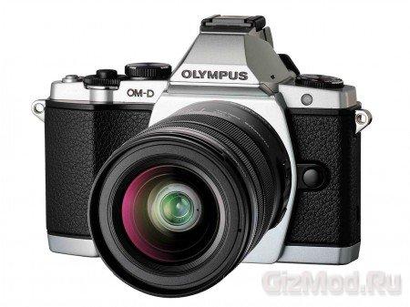 Новая серия камер Olympus OM-D