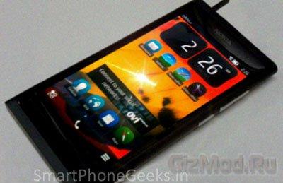 Подробности о Nokia 801 под управлением Symbian