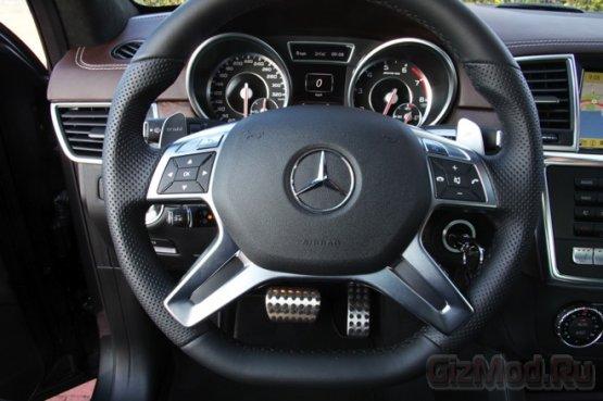 Суперкроссовер Mercedes-Benz 2012 ML63 AMG