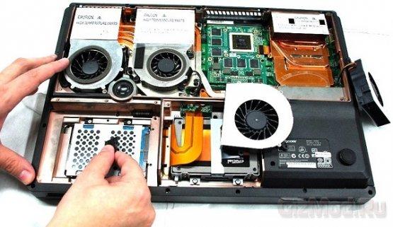 Профессиональные ноутбуки Eurocom