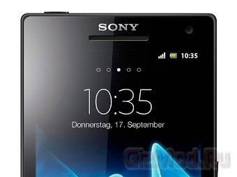 Sony Ericsson ������ �������� ��� Sony Mobile