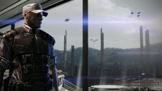 Mass Effect 3 упадет с неба