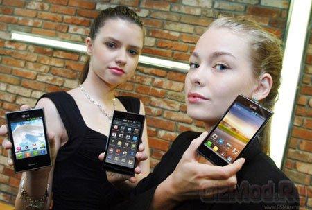 Android-смартфоны LG Optimus L