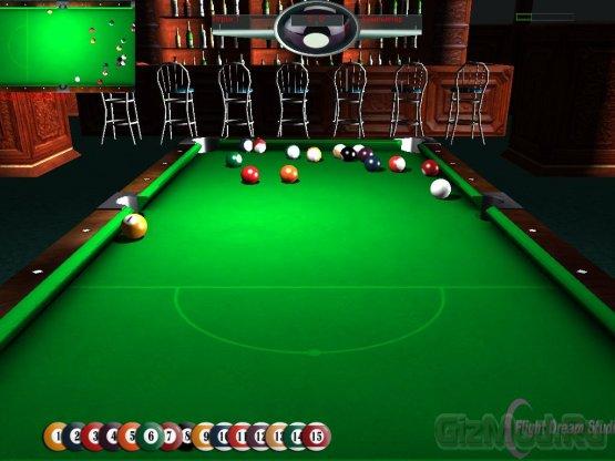 Billiardino (2012) [ENG/RUS] - игра в бильярд