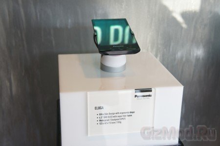 �������� Panasonic Eluga: ���� � MWC 2012
