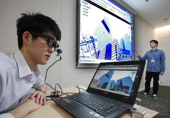 Samsung EyeCAN - ����� ����� �������� ����