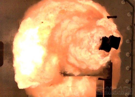 Электромагнитную пушку испытали на пределе