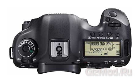 ������������� �������� Canon EOS 5D Mark III