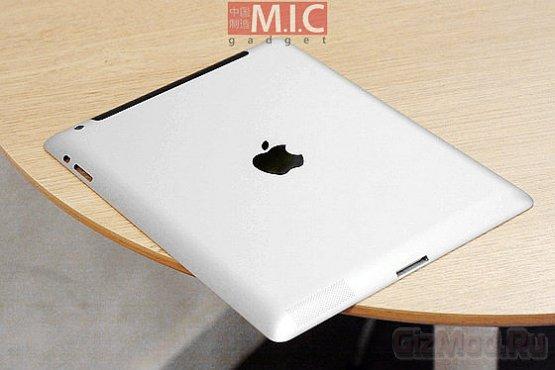 Китайцы поковырялись в iPad 3