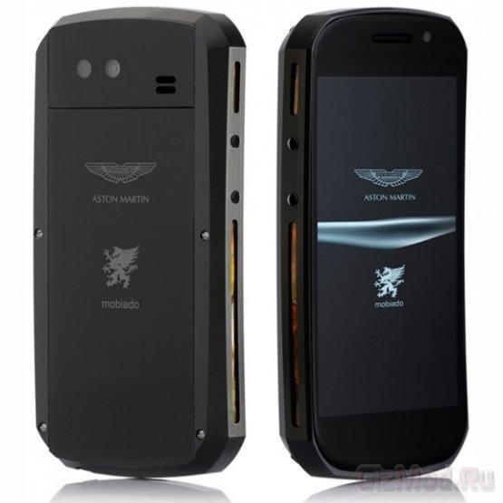 Nexus S в версии Aston Martin