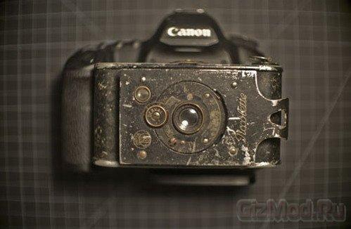 Canon 5D Mark II � ������� 100-������ ��������