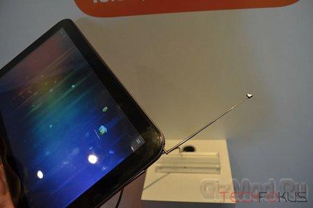 Планшет Toshiba AT330 с цифровым TV-тюнером