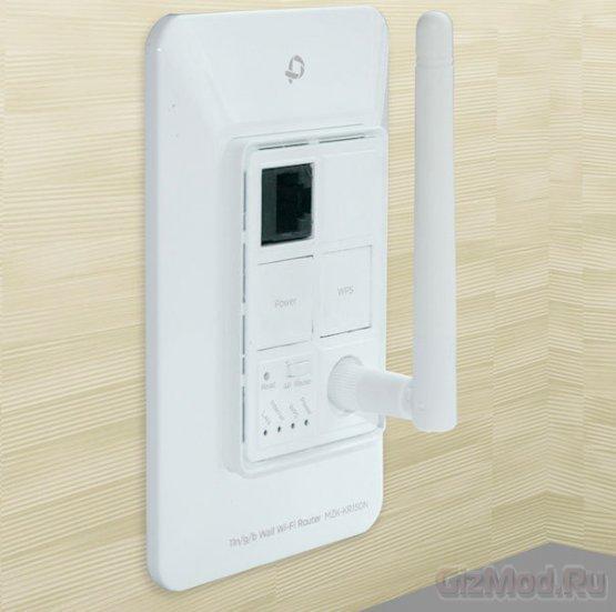Wi-Fi-маршрутизатор Planex MZK-KR150N