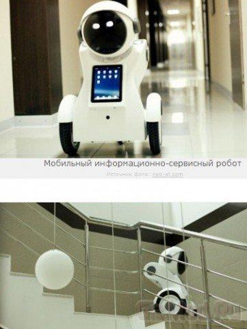 Отечественные андроиды НПО «Андроидная техника»