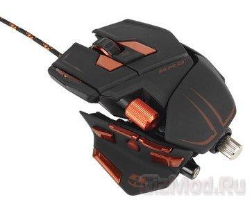 Игровая мышь Cyborg M.M.O.7 поступила в продажу