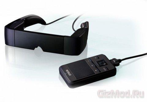3D-очки Epson Moverio-BT-100